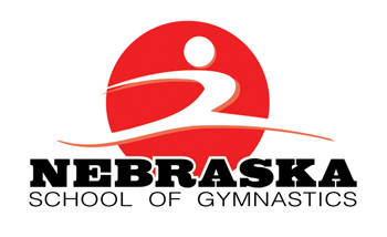 Nebraska School of Gymnastics Logo